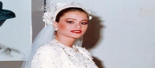 Sofía Vergara se casó por primera vez con 18 años