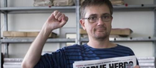 Stéphane Charbonnier, editor del 'Charlie Hebdo'