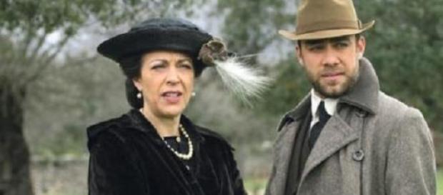 Anticipazioni Il Segreto: Fernando e Maria sposi