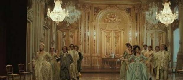 """Imagem do filme """"Variações de Casanova""""."""