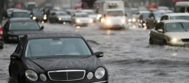 pericole de inundatii odata cu incalzirea vremii