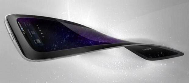 Samsung ultraflexibil-se poate indoi dupa dorinta!