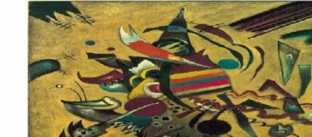 Wassily Kandinsky, 1920: Points