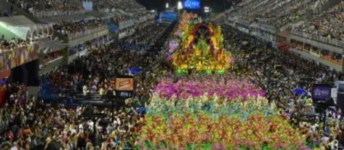 Carnaval 2015 (Foto: Reprodução/Uol)