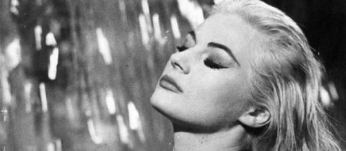 Ekberg foi uma das mais belas actrizes de sempre