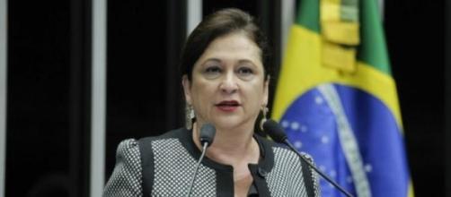 Katia Abreu : «une dame de fer brésilienne »