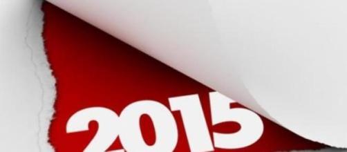 O ano de 2015 começa com notícias quentes