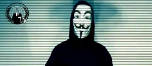 Vídeo de Anonymous en YouTube