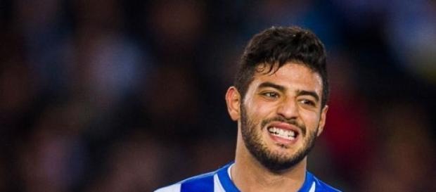 Carlos Vela llegó a siete goles con la Real