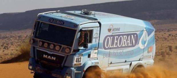 Elisabete Jacinto chega a Dakar no 11º lugar