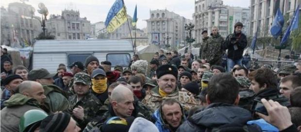 Ucrânia vive momentos de tensão
