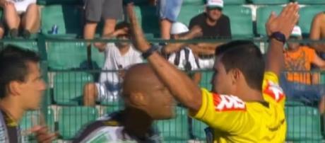 Agressão a árbitro na AF Braga