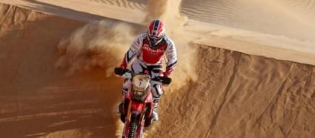 Speedy venceu pela segunda vez uma etapa no Dakar