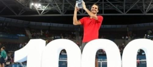 Federer no top 3 do ténis mundial