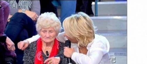 Maria De Filippi ricorda Rosetta su Facebook