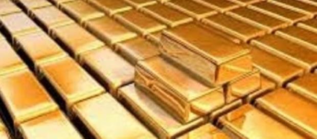 De l'or en barre pour les Russes!
