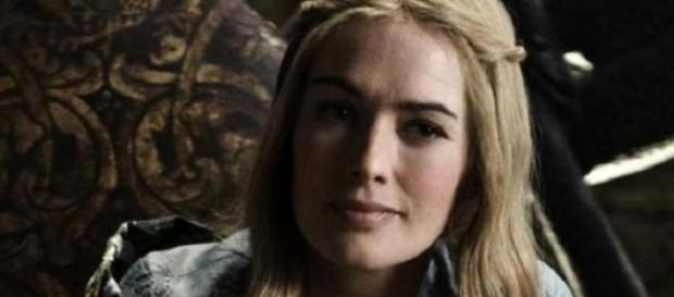 In Game of Thrones 5 Cersei Lannister da bambina