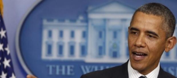 L'absence de Barack Obama à Paris a été critiquée