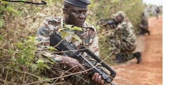 L'armée camerounaise aux aguets