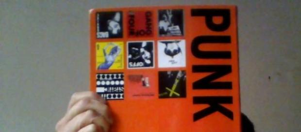 Punk 45 published by Soul Jazz Books