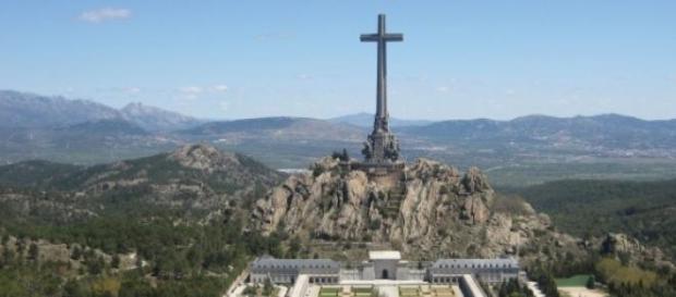 Valle de los Caídos, imagen de archivo