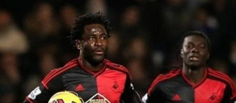 Bony to join Manchester City for £28 million