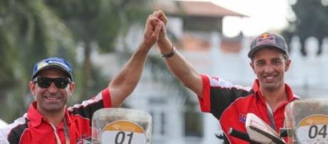 Dois portugueses nos dois primeiros lugares