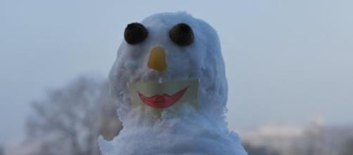 Bonecos de Neve geram polémica.