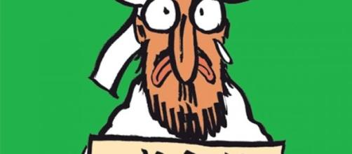 Charlie Hebdo: una delle vignette diffuse sul web.