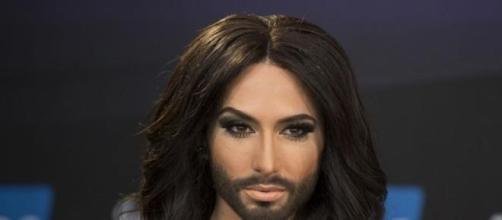 Conchita Wurst, gran defensora del colectivo gay