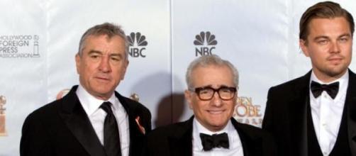 De Niro, Scorsese y DiCaprio