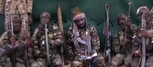 Des combattants de Boko Haram.