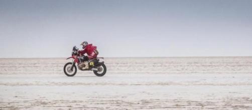 Hélder Rodrigues venceu mais uma etapa do Dakar