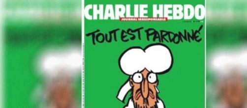Mahoma se suma al 'Je suis Charlie'