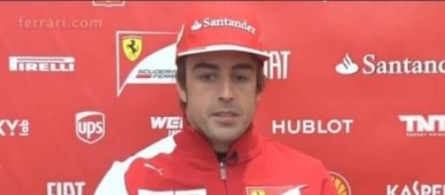Nuova fidanzata per Fernando Alonso?
