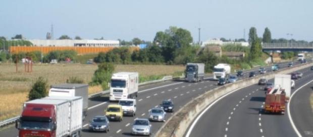 Autostrada A14 (conform Google)