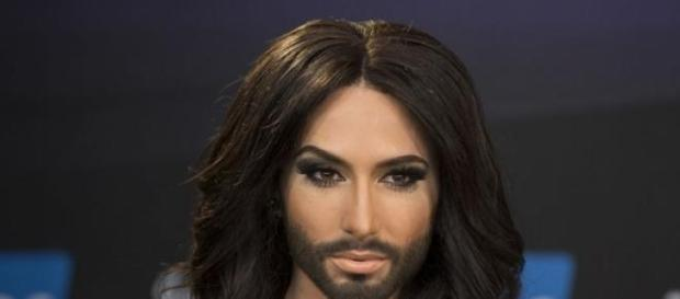 Conchita Wurst, gran defensora del colectivo gay