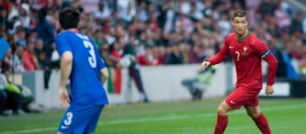Cristiano Ronaldo, melhor jogador do mundo em 2014