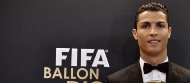 Cristiano Ronaldo venceu a terceira Bola de Ouro