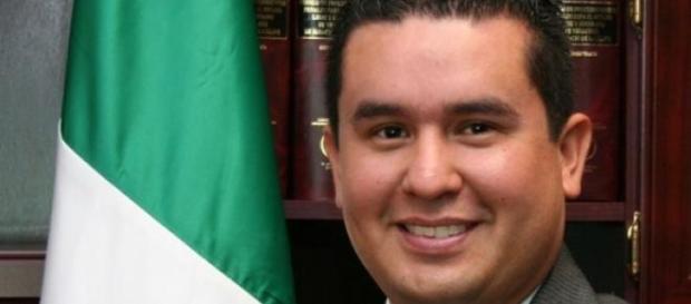 Omar Cruz, alcalde panista de Medellín de Bravo