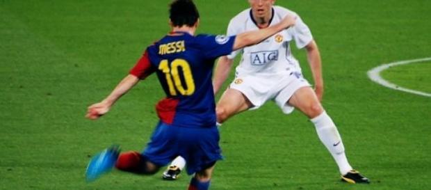 Polémica de Messi de su marcha del club azulgrana