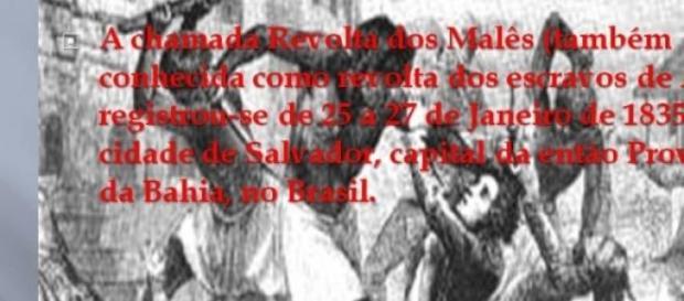 Revolta dos Malês agitou a Bahia