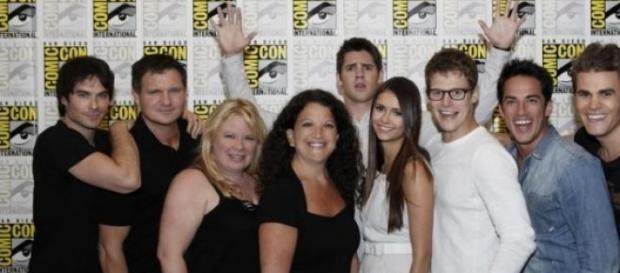 'The Vampire Diaries', temporada 6
