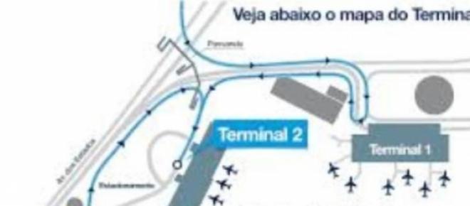Em dúvidas o ministro da aviação civil, tentará junto ao governador uma atuação conjunta.