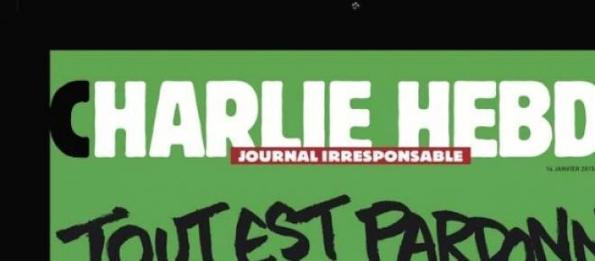 Capa da edição especial,1 semana após o atentado