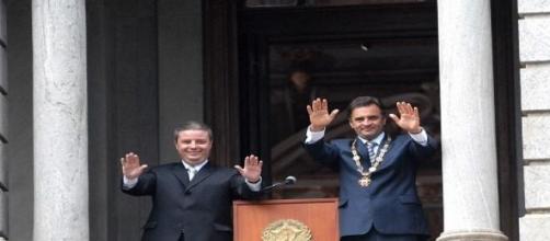 Antonio Anastasia e Aécio Neves