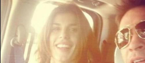 Elisabetta Canalis, matrimonio già in crisi?