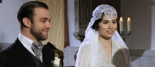 Fernando sposa Maria? Si, lei accetta