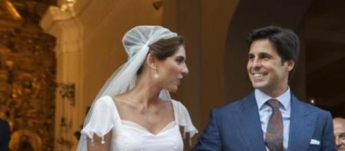 Francisco y Lourdes esperan su primer hijo