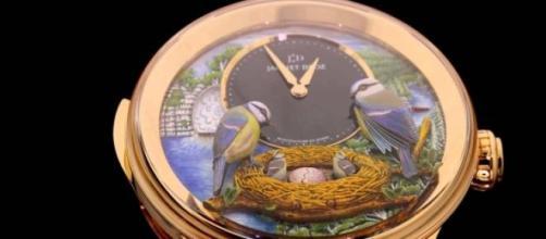 Jaquet Droz Bird Repeater